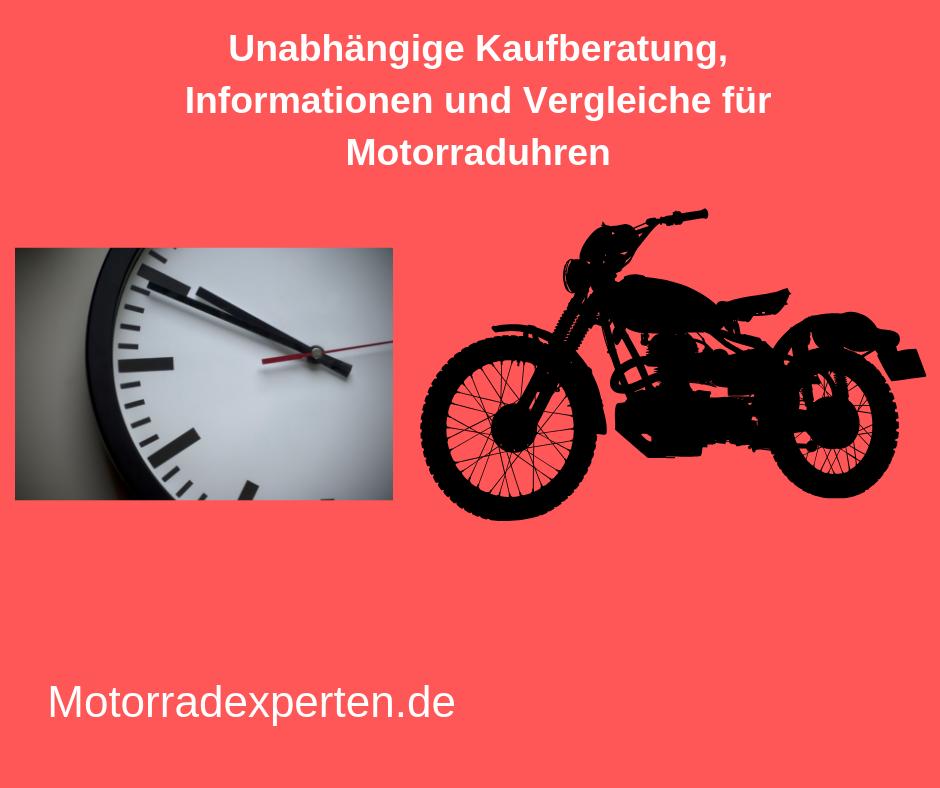 motorraduhr test bild